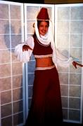 Danseuse Arabe